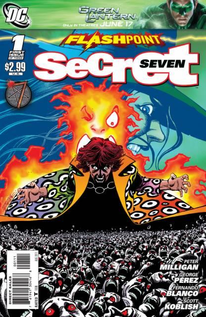 Flashpoint: Secret Seven
