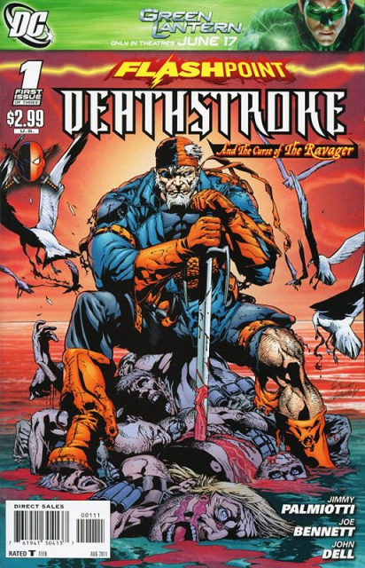 Flashpoint: Deathstroke and the Curse of the Ravager
