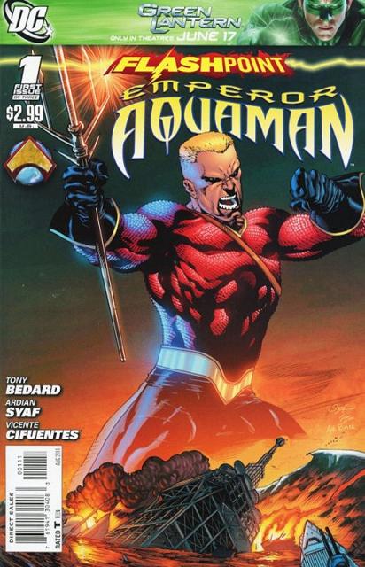 Flashpoint: Emperor Aquaman