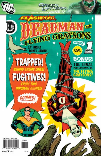 Flashpoint: Deadman and the Flying Graysons
