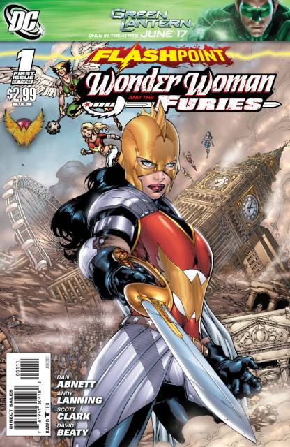 Flashpoint: Wonder Woman and the Furies