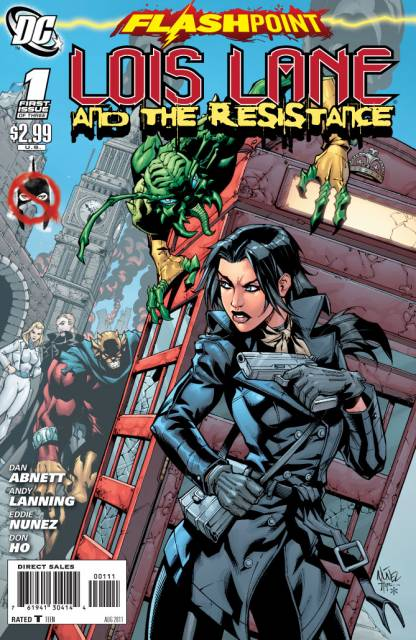 Flashpoint: Lois Lane and the Resistance