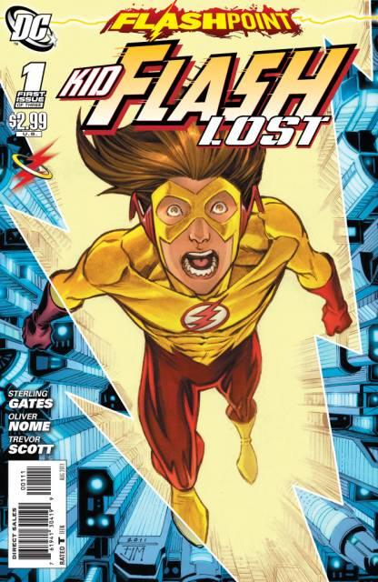 Flashpoint: Kid Flash Lost