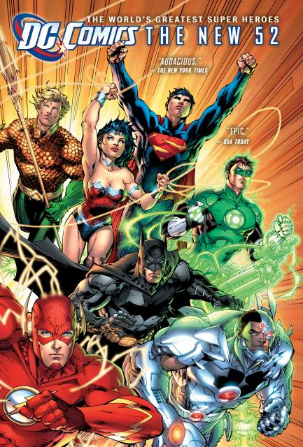 DC Comics The New 52