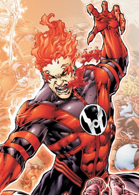 Red Lantern Rankorr