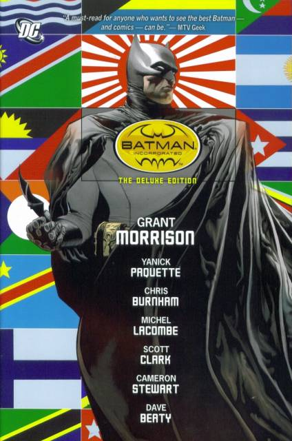 Batman, Incorporated Deluxe Edition