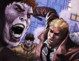 Constantine vs. Vampires