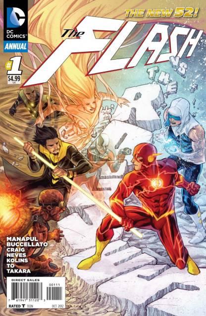 The Flash Annual