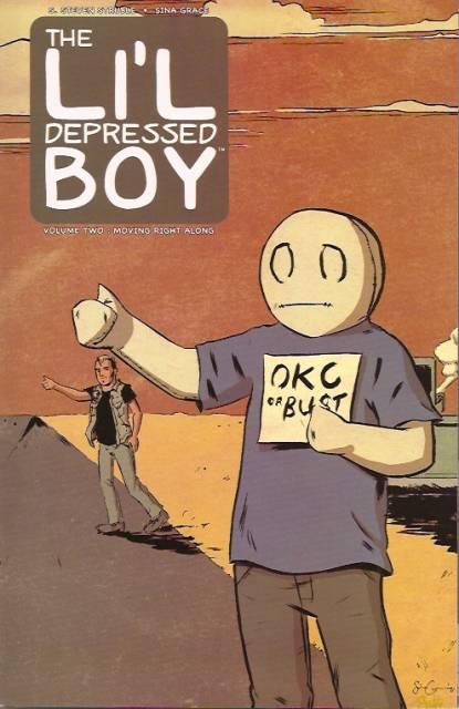 The Li'l Depressed Boy: Movin' Right Along