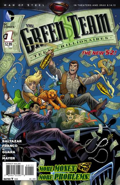 The Green Team: Teen Trillionaires