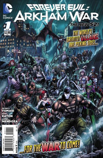 Forever Evil: Arkham War