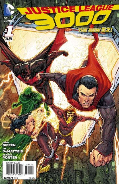 Justice League 3000