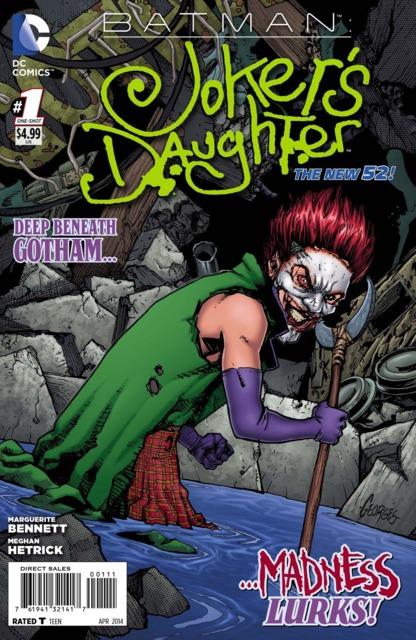 Batman: Joker's Daughter