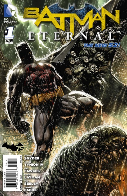 Batman Eternal