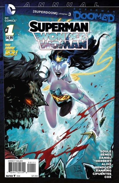 Superman/Wonder Woman Annual