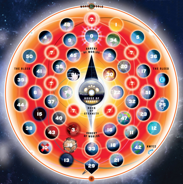 Post-Flashpoint - The Multiverse