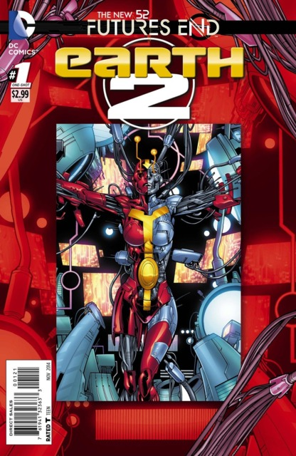 Earth 2: Futures End