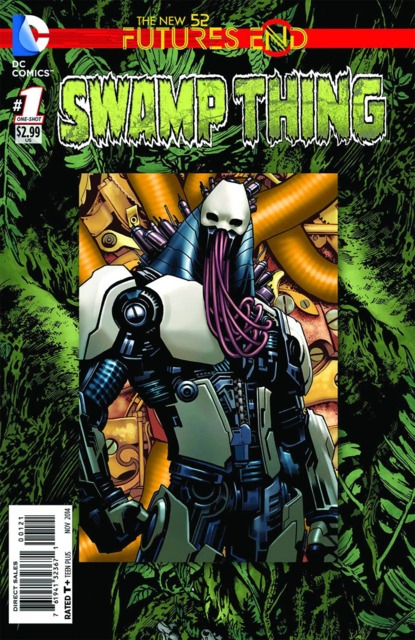 Swamp Thing: Futures End