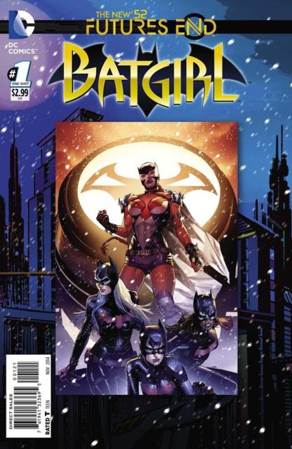 Batgirl: Futures End