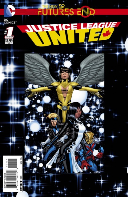 Justice League United: Futures End