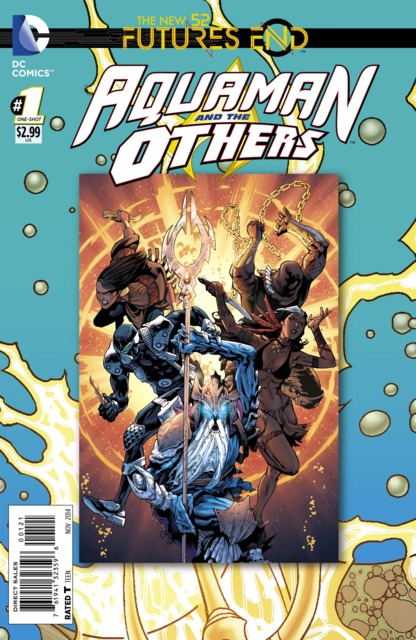 Aquaman and the Others: Futures End