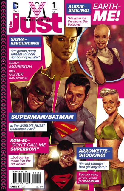 The Multiversity: The Just
