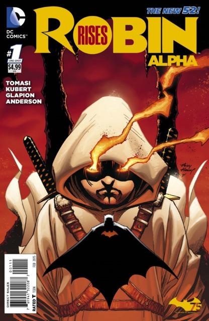 Robin Rises: Alpha