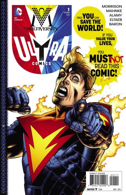 The Multiversity: Ultra Comics