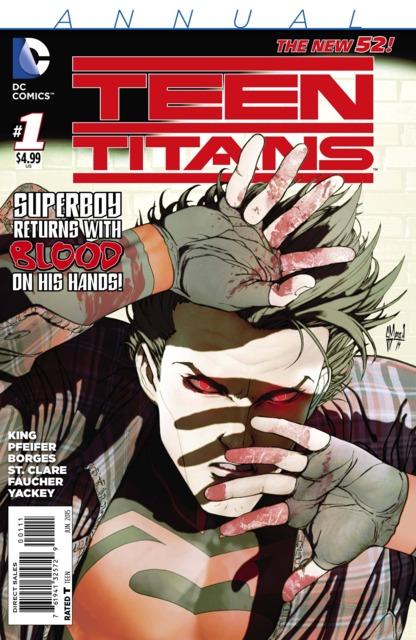 Teen Titans Annual