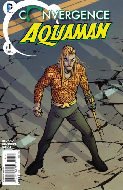 Convergence Aquaman