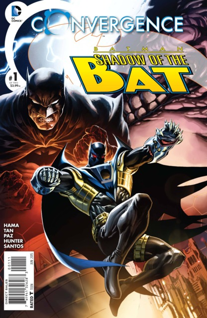 Convergence Batman: Shadow of the Bat