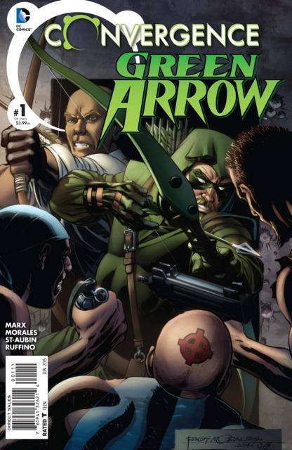 Convergence Green Arrow
