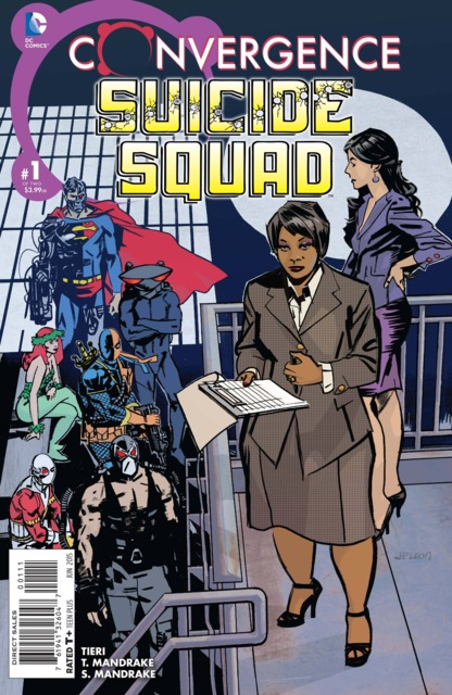 Convergence Suicide Squad