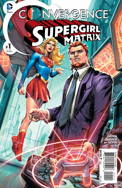Convergence Supergirl: Matrix