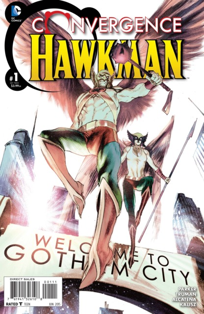 Convergence Hawkman