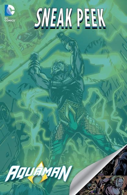 DC Sneak Peek: Aquaman