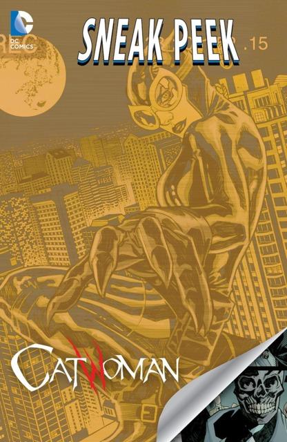 DC Sneak Peek: Catwoman