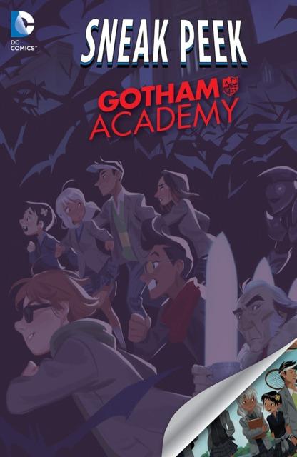 DC Sneak Peek: Gotham Academy
