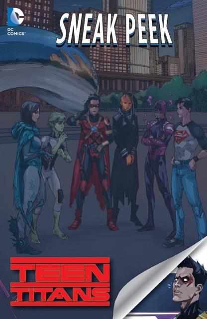 DC Sneak Peek: Teen Titans