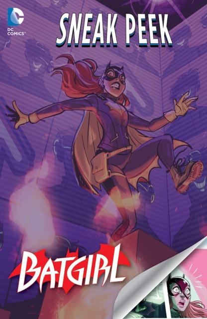 DC Sneak Peek: Batgirl
