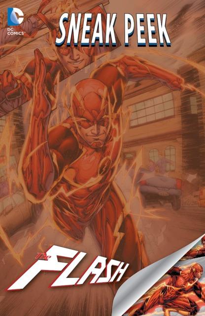 DC Sneak Peek: The Flash