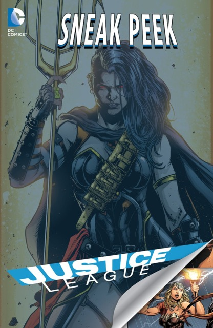 DC Sneak Peek: Justice League