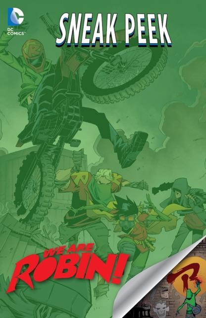 DC Sneak Peek: We Are Robin