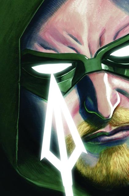 Oliver Queen - Green Arrow