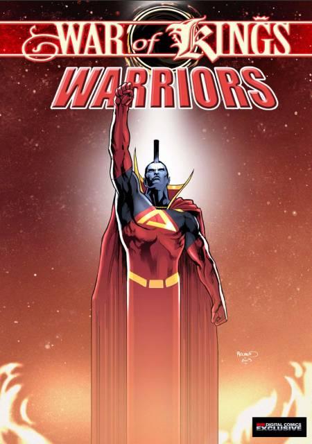 War of Kings: Warriors - Gladiator