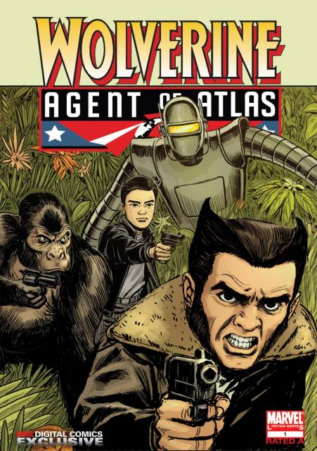 Wolverine: Agent of Atlas