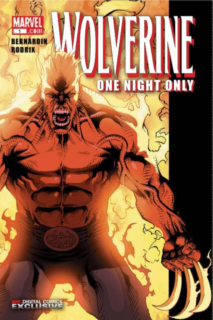 Wolverine: One Night Only