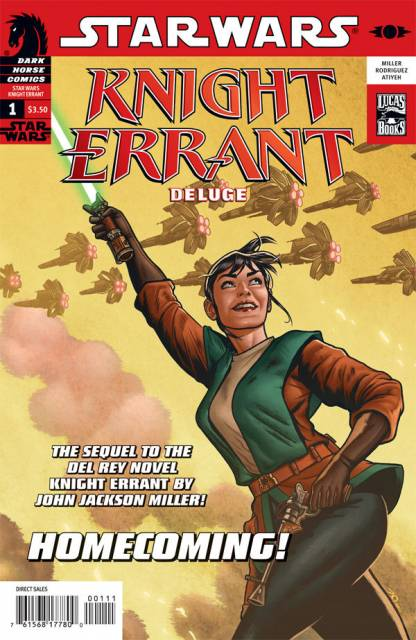 Star Wars: Knight Errant: Deluge
