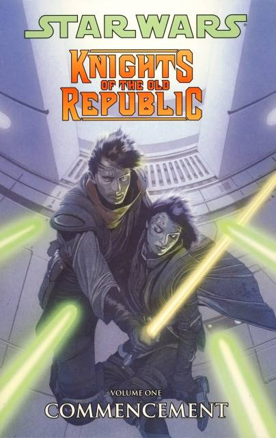 Star Wars: Knights of the Old Republic: Commencement