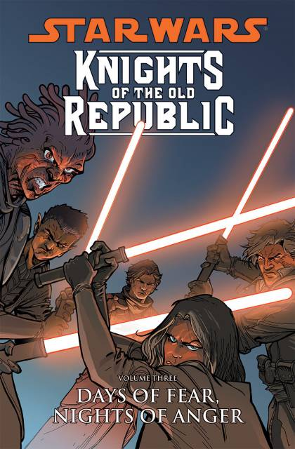 Star Wars: Knights of the Old Republic: Days of Fear, Nights of Anger